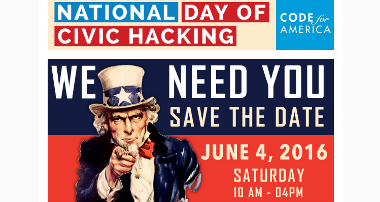 Code for Durham and a National Day of Civic Hacking