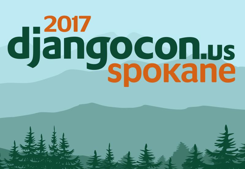 DjangoCon 2017 logo