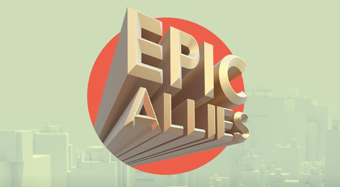 Epic Allies logo