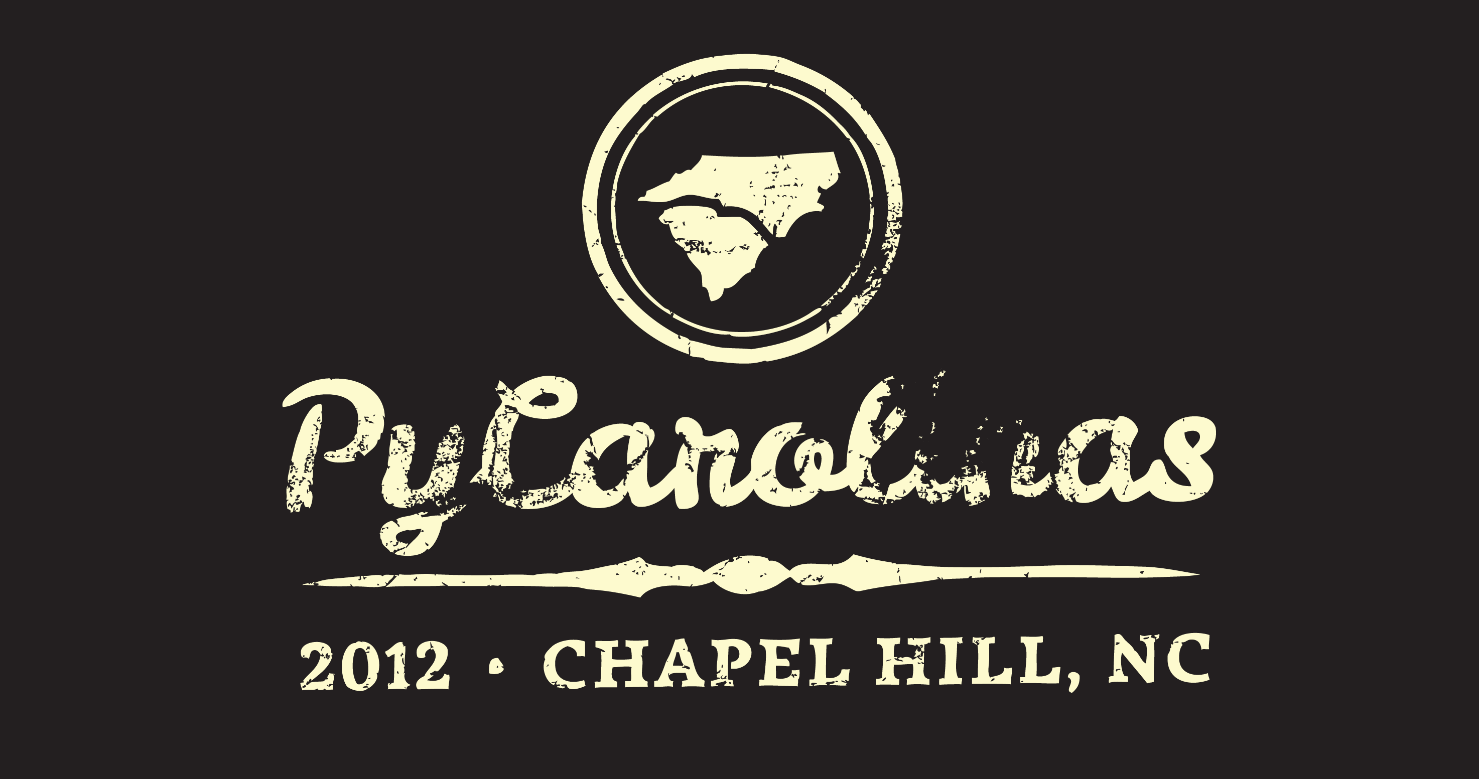 PyCarolinas' Logo Design by Caktus