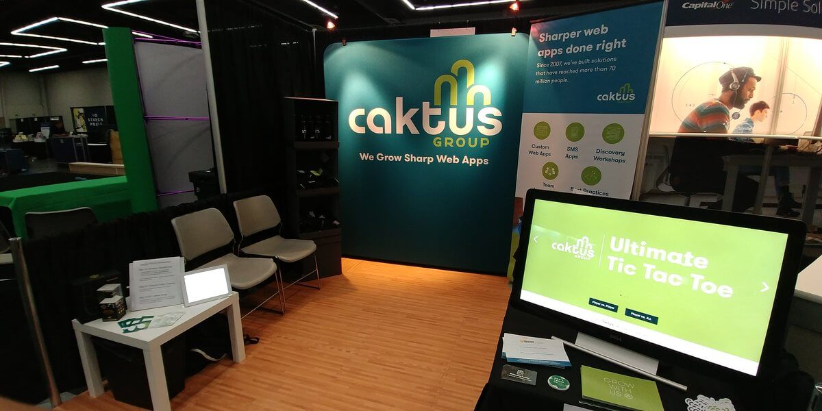 Caktus at PyCon 2018