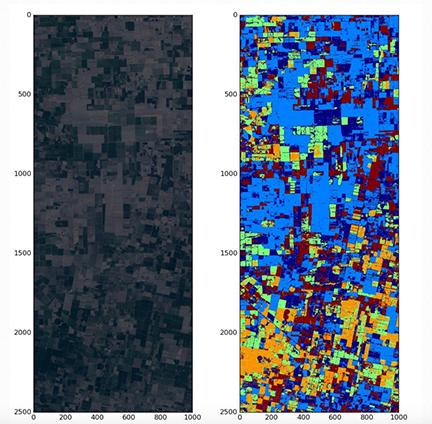 python for geospatial data processing