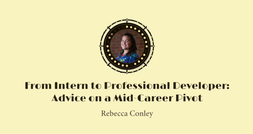From Intern to Professional Developer